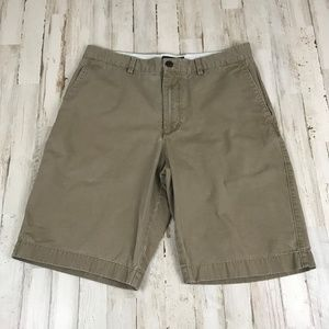 Banana Republic Mens Shorts 32 Tan Chino